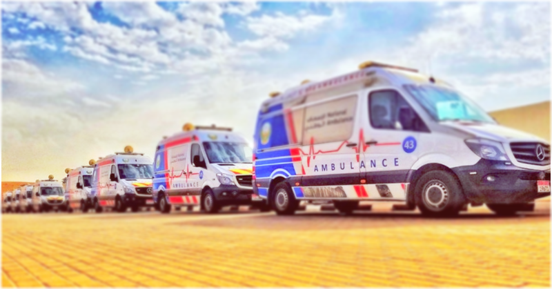 Nat'l Ambulance Boosts Emergency Preparedness to 125% for Eid Holidays in Northern Regions