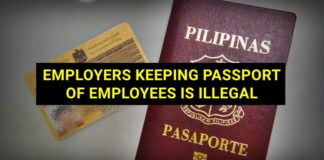 uae employers keeping passport of employees