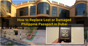 How to Replace Lost or Damaged Philippine Passport in Dubai