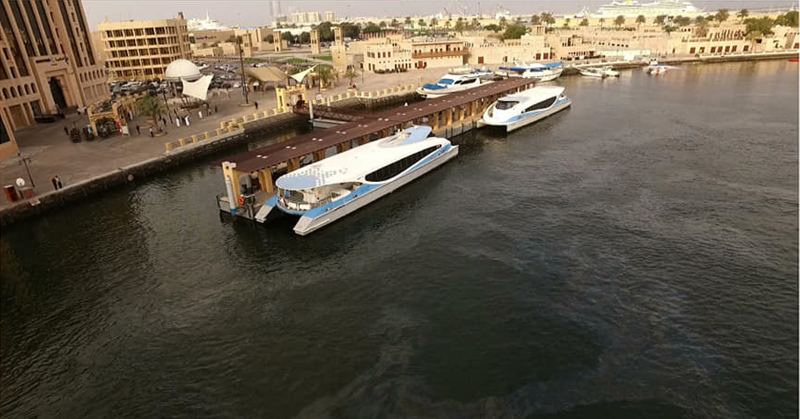 How to Travel from Dubai to Sharjah via Ferry Service