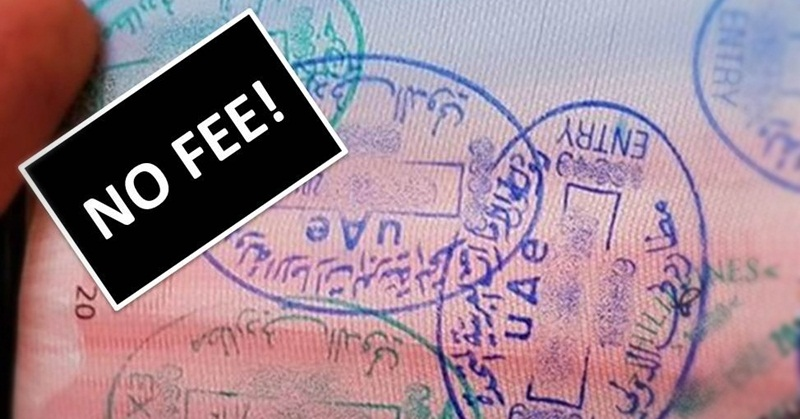 How to Avail UAE Tourist Visa Fee Waiver for Children below 18 Years Old