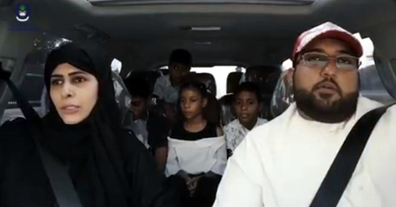 WATCH Sharjah Police Release Video on Danger of Leaving Kids in Locked Cars 1