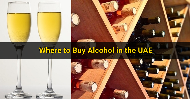 Where to Buy Alcohol in the UAE