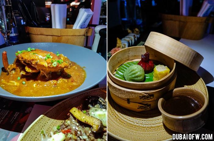 dusit thani 24th street food review