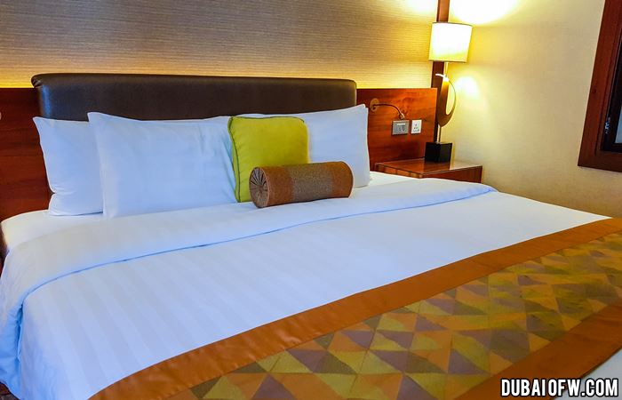 dusit thani dubai room