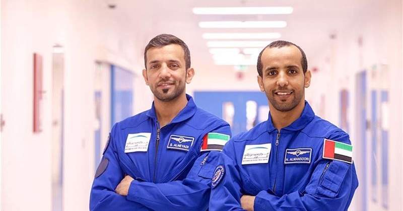 UAE Astronauts Gear up for Space Mission with Training at NASA Space Centre
