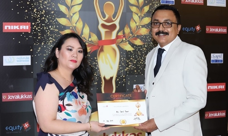 Filipina Nurse Among Winners in First Ever Angel Awards