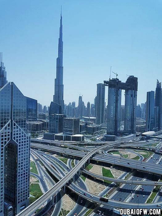 Shangri La Dubai hotel