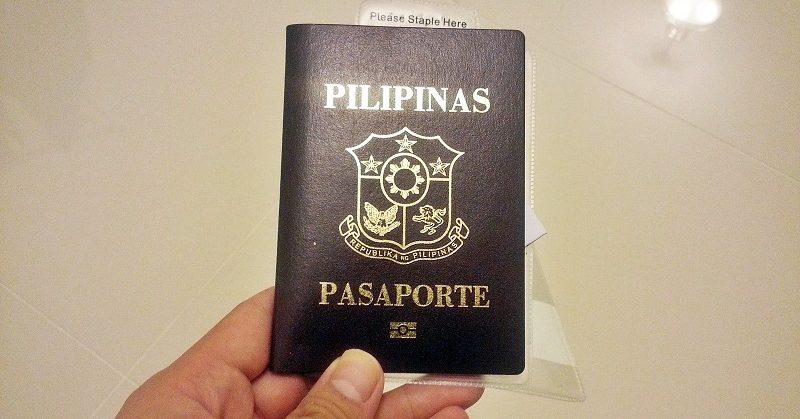 Two Men Use Fake Pinoy Passport to Get Residence Visa