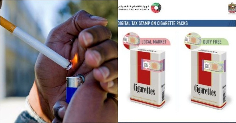 Selling Cigarettes without Red Digital Tax Stamps Prohibited in the UAE Starting August 1