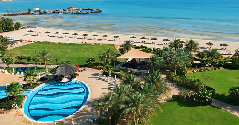 danat jebel dhanna resort hotel review