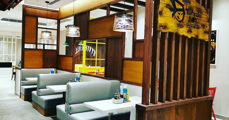 Check out Teriyaki Boy and Sizzlin' Steak's Newest Outlet in Deira City Centre