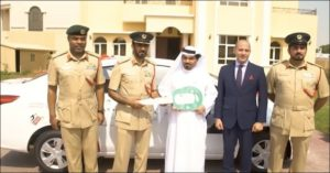 UAE Driver Receives 'Big Surprise' from Dubai Police