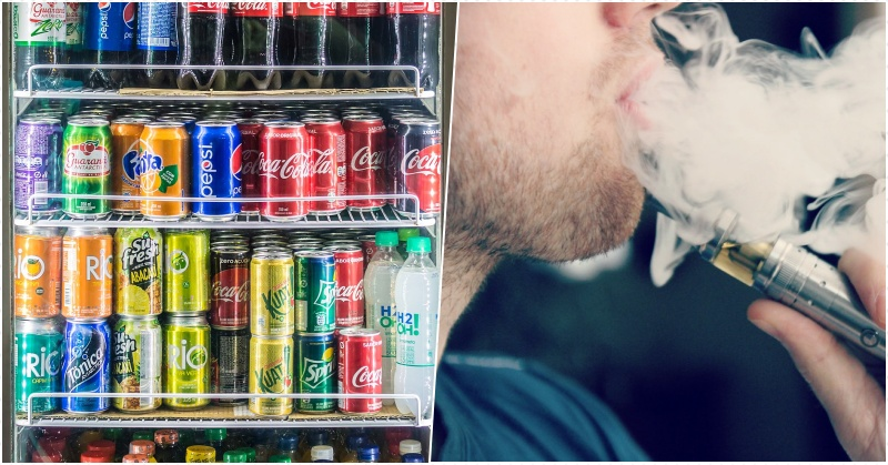 UAE to Tax Sweetened Drinks, E-Cigarettes Starting Next Year