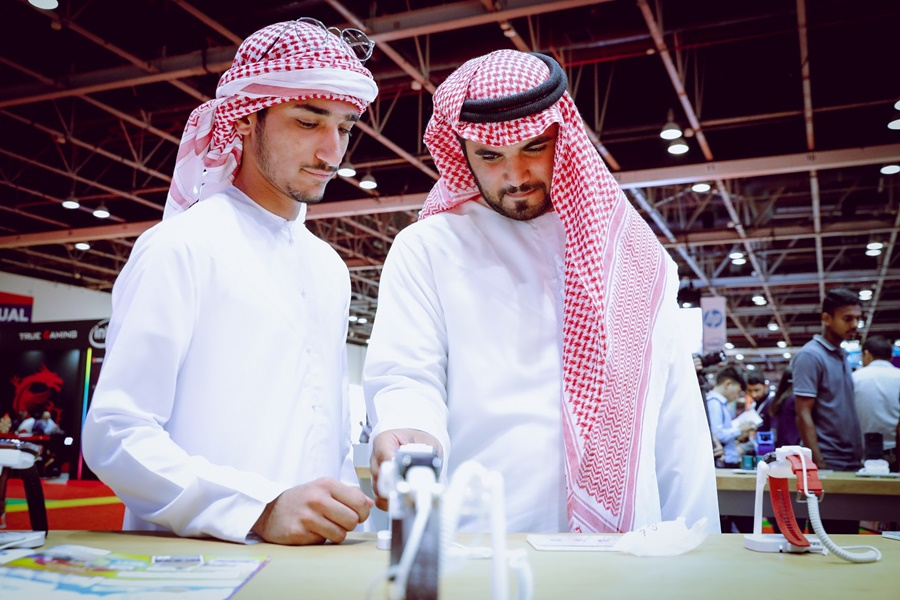 Bargain hunters will find a wealth of special deals and offers only available at GITEX Shopper