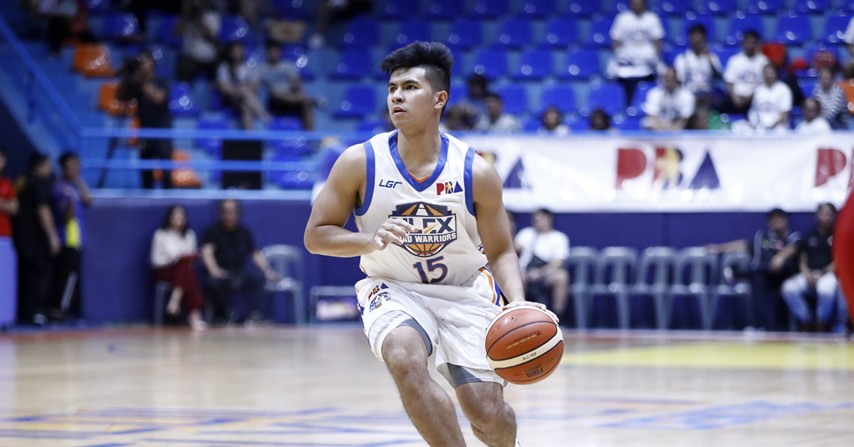 Kiefer Ravena NLEX Road Warriors