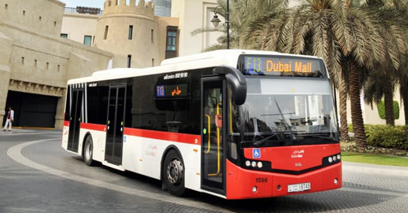 New Night Bus Service Launched in Dubai