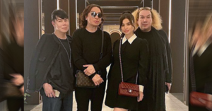 PHOTOS Anne Curtis-Smith Meets Filipino Designers Based in UAE