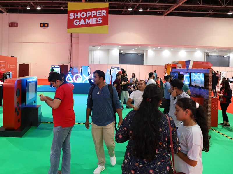 Shopper Games week-long tournaments are expected to heat up this weekend.