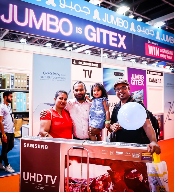 The closing weekend of GITEX Shopper is expected to see a peak in bargain hunters chasing special bundle offers.