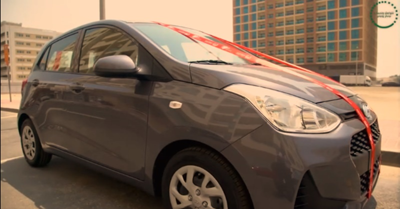 Dubai Police Rewards Citizen with New Car, White Points System Explained
