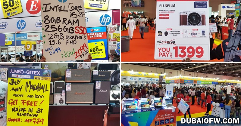 gitex shopper sale dubai