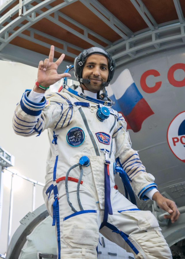 Achievement Unlocked: First UAE Astronaut Sent to Space
