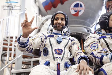 Emirati Astronaut Passes Simulation Tests in Russia in Preparation for ISS Mission