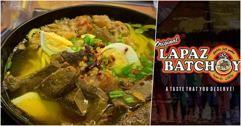 The First and Original La Paz Batchoy Now Open in Dubai