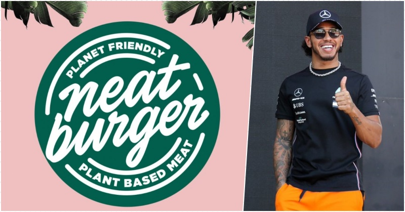 F1 World Champion Lewis Hamilton to Set up Vegan Burger Joint in Dubai Soon