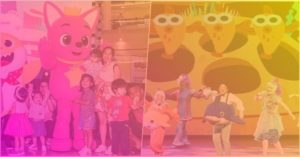Catch 'Pinkfong and Baby Shark' Musical Live in the UAE