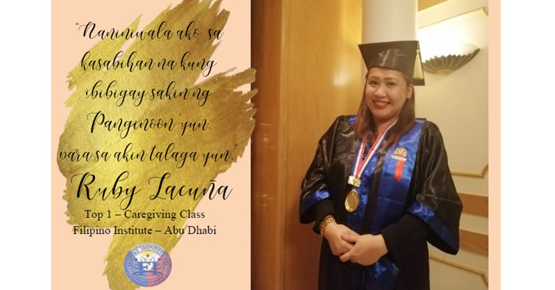 ruby lacuna ofw interview filipino institute