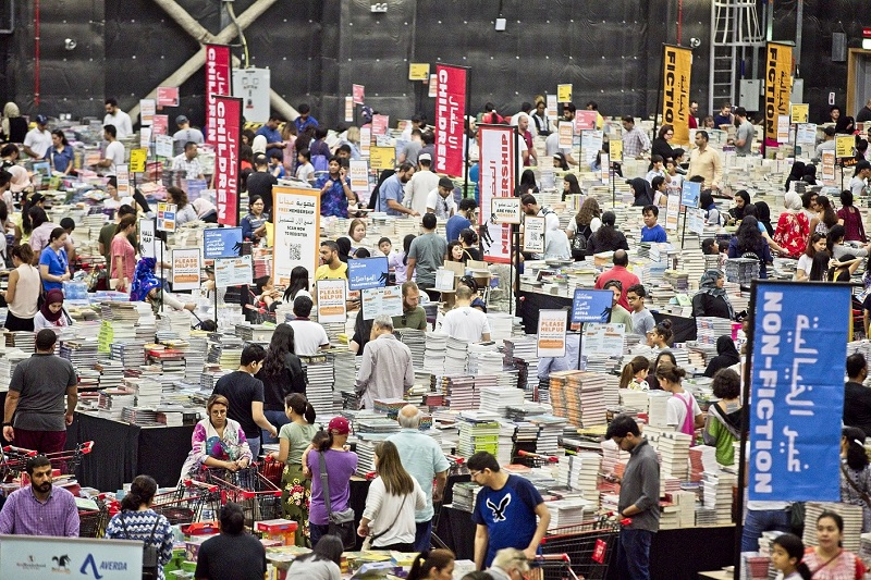 11-Day Big Bad Wolf Book Sale in Dubai, World's Biggest Book Sale is Back on October 2019
