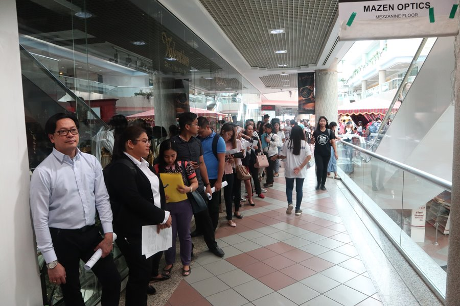Bayanihan Job Fair Filipinos Dubai