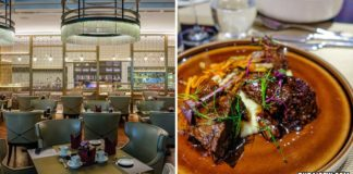eat and meat restaurant sheikh zayed road