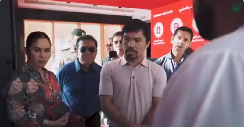 [VIDEO] PacMan Gets a Tour of Smart Police Station in Dubai