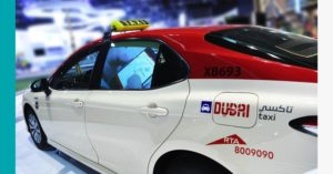 Dubai Commuters to Know Taxi Fare, Route before Ride Begins