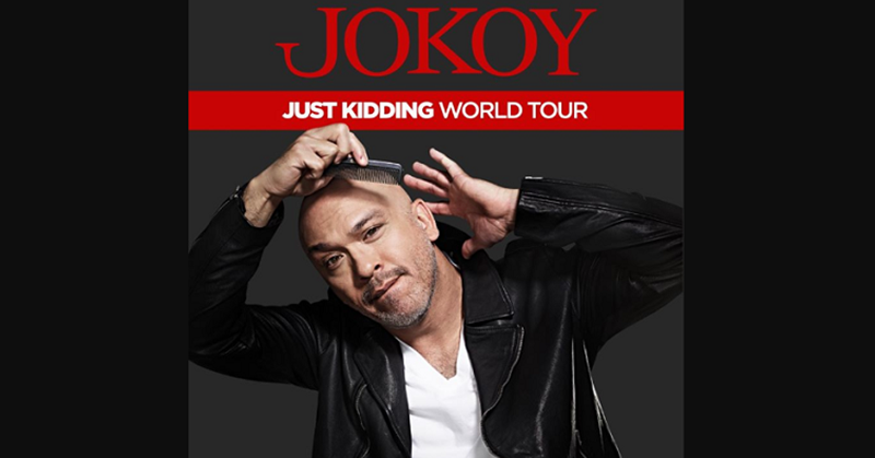 Catch Fil-Am Comedian Jo Koy at Coca-Cola Arena Soon