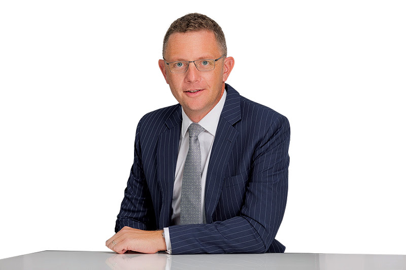 Mark Leale, head of Quilter Cheviot's Dubai office