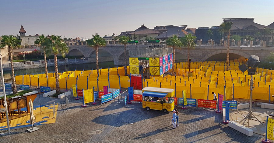 The Wonder Maze at Riverland Dubai 2
