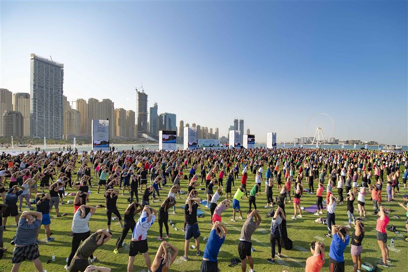high intensity interval training dubai