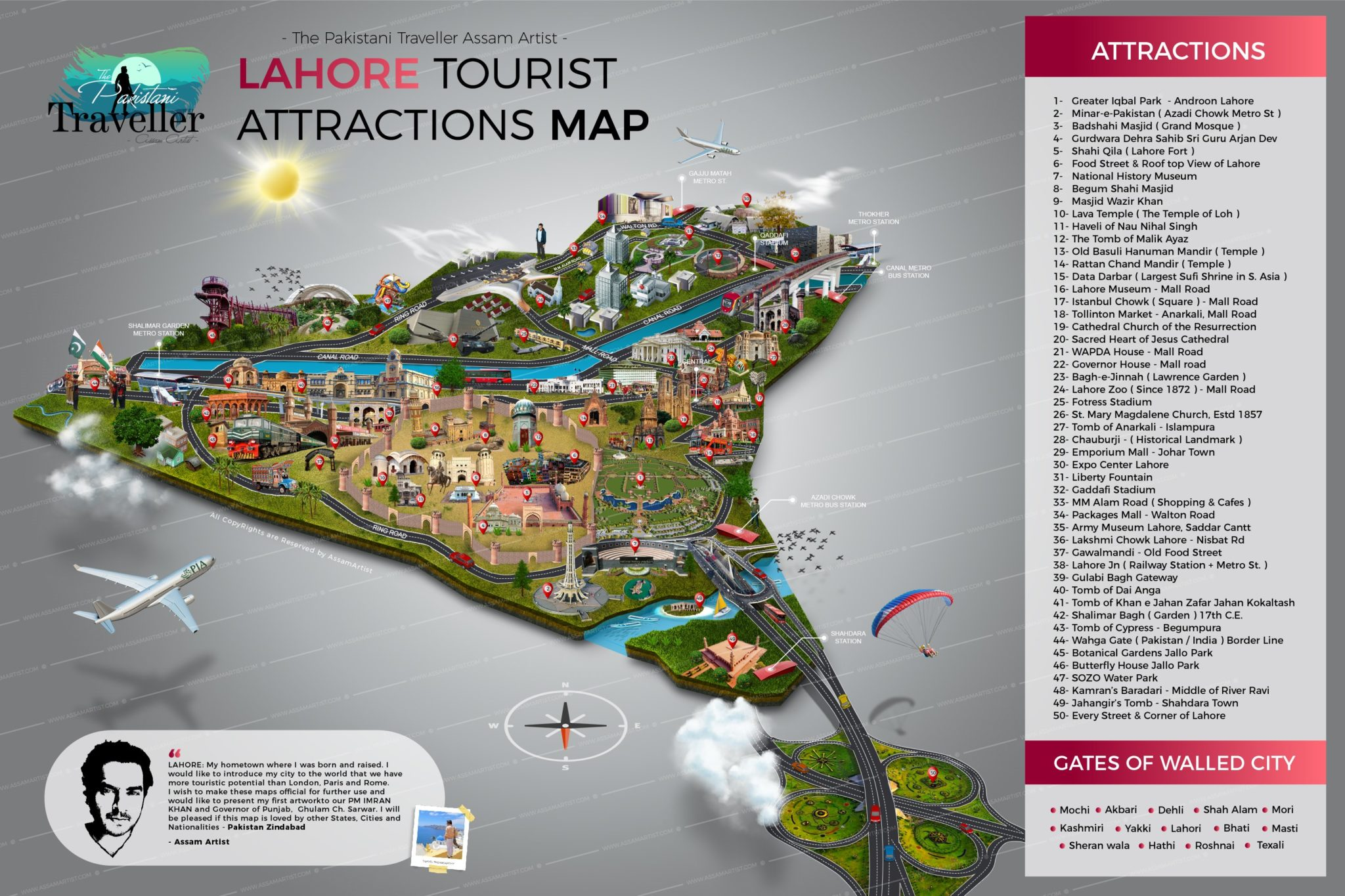 new-lahore-tourist-attraction-map-assam-artist
