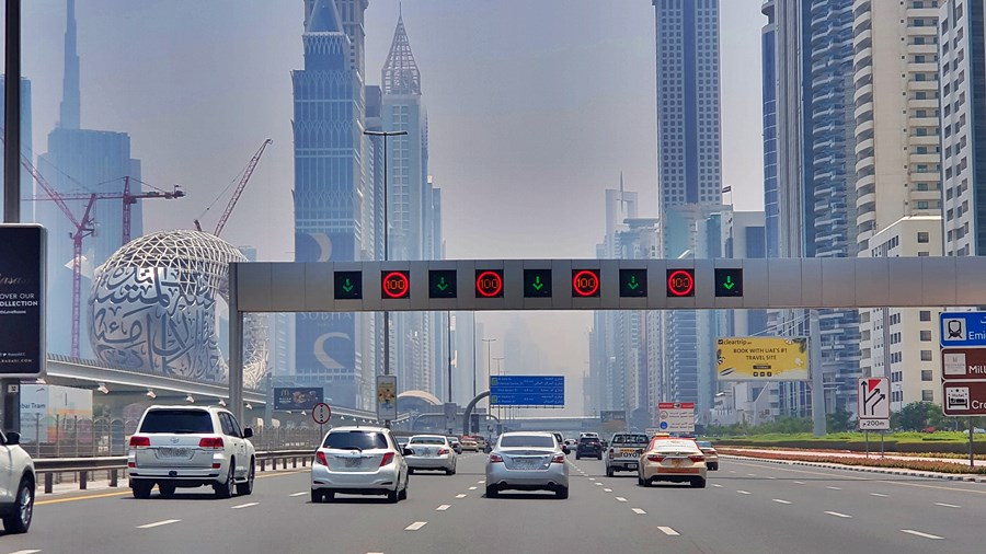 sheikh zayed road run