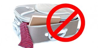 13 Banned Items When Flying from Dubai