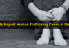 How to Report Human Trafficking Cases in the UAE