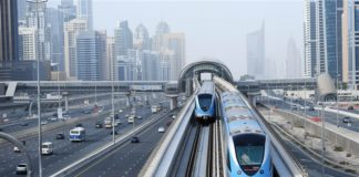 dubai metro time new years eve