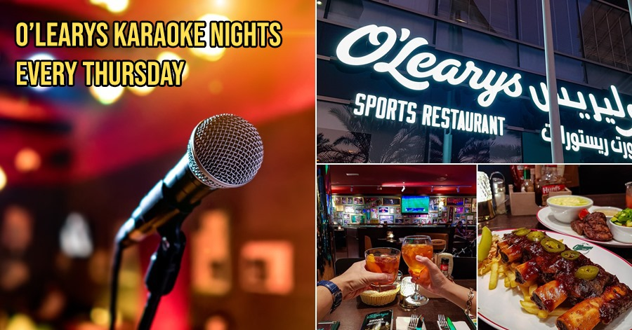 karaoke nights olearys dubai creek hilton