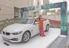 DSF BMW car winner - Nakheel Mall