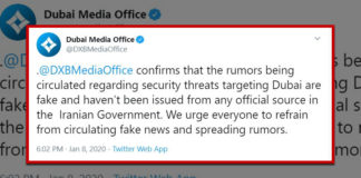 dubai media office security threats