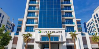 hyatt place dubai jumeirah review